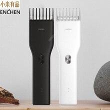 シャオ mi mi Enchen ブースト USB 電気バリカン 2 速度セラ mi c カッター高速充電トリマー子供バリカン