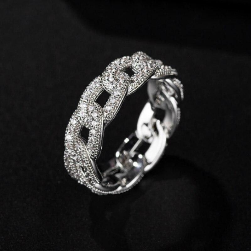 Silberring Schwarzer Stern Black Star Ring  Silber 925