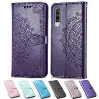 Para Samsung Galaxy J2 primer J3 J5 J7 2017 S7 S8 S9 S10 Plus teléfono caso A10 A51 A71 A3 A5 A7 A8 A9 2018 A90 5G Funda de cuero Flip