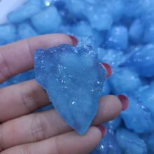 1pcs Natural Aquamarine Quartz Beryl Gemstone Crystal Stone Mineral Specimen