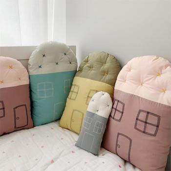 House Pillow - Crib Bumper