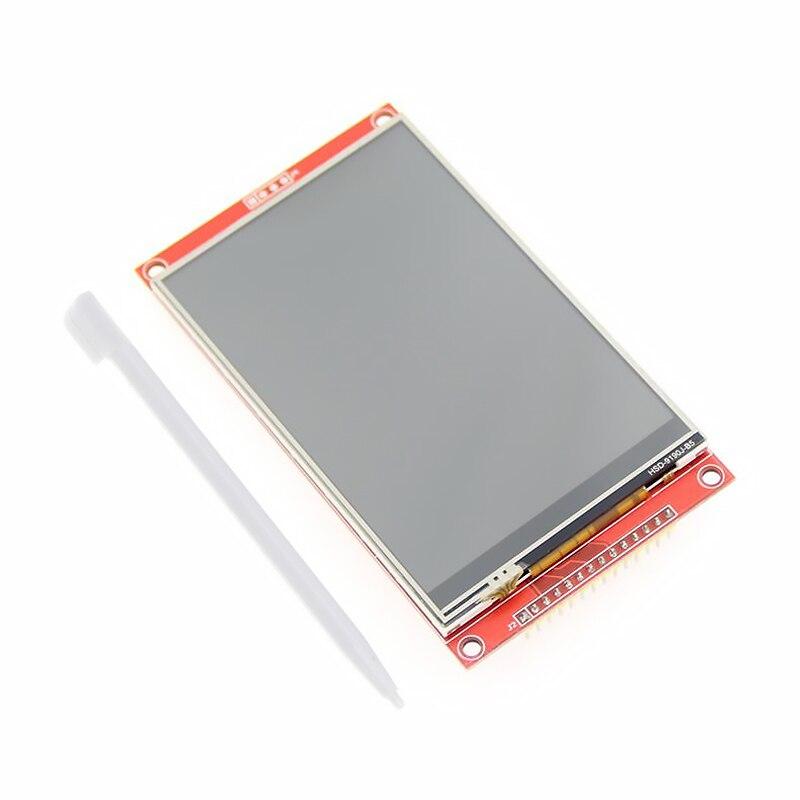 Цветной ЖК-дисплей 3,95 дюйма/4,0 дюйма 320*480 ST7796S TFT, модуль с сенсорной панелью для Arduino UNO Mega2560 8/16 бит