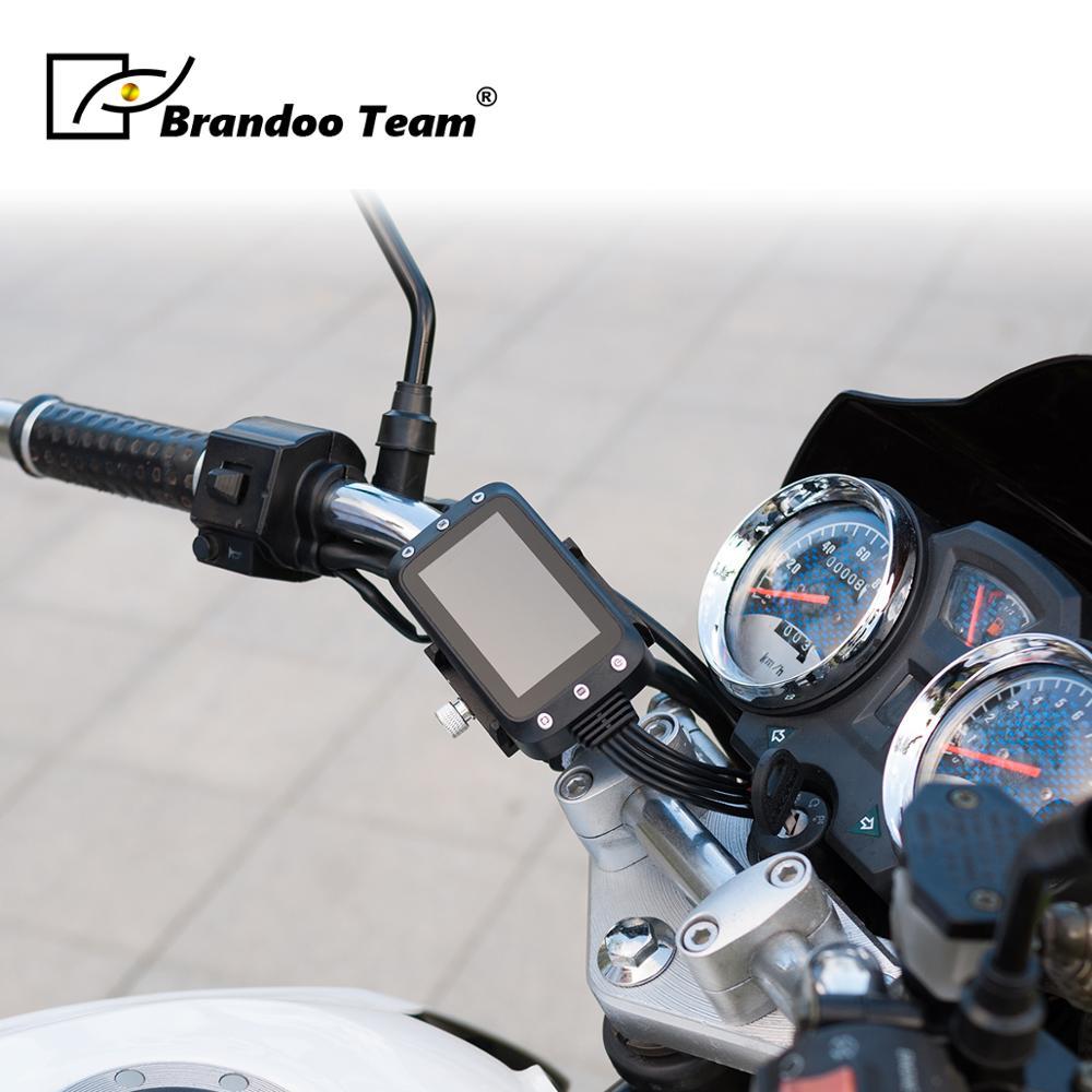 Motorcycle Video Recorder Motorbike dash cam 3