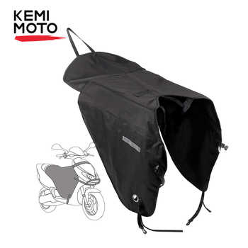 KEMiMOTO Leg Cover For Motorcycle Blanket Knee Warmer Rain Wind Protection Windproof Waterproof Winter Quilt For BMW For YAMAHA - DISCOUNT ITEM  30 OFF Automobiles & Motorcycles