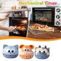 Новый Таймер кухонный таймер для приготовления пищи механический таймер кухонные принадлежности Кухонные аксессуары для дома