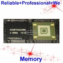 H26M74002HMR BGA153Ball EMMC 64GB Mobilephone Memory New original and Second hand Soldered Balls Tested OK