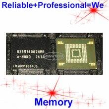 H26M74002HMR BGA153Ball EMMC 64GB cep telefonu bellek yeni orijinal ve İkinci el lehimli topları test tamam
