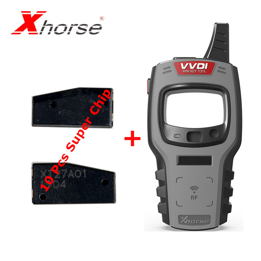 Xhorse VVDI Mini Key Tool Remote Key Programmer Support IOS And Android Global/US/EU/Southeast Asia With 96bit 48-Clone Function