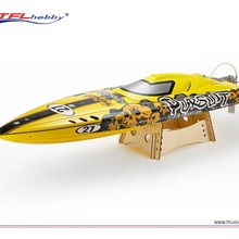 Fiberglass Rc-Boat 1106 Raider/rocket Brushless Racing Electric ESC 125A Kv1620-Motor/120a