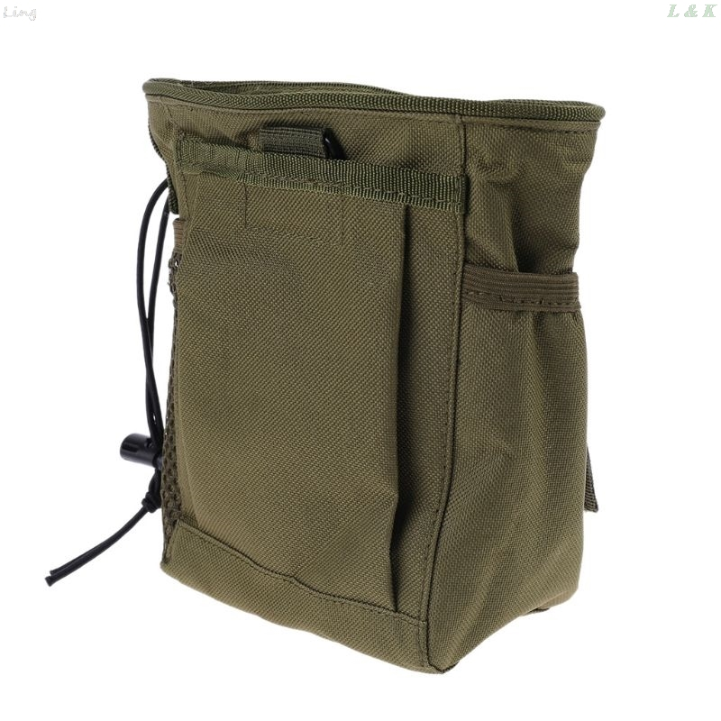 Metal Detector Pouch Bag Digger Supply Waist Detecting Luck Finds Recovery Bag U50A