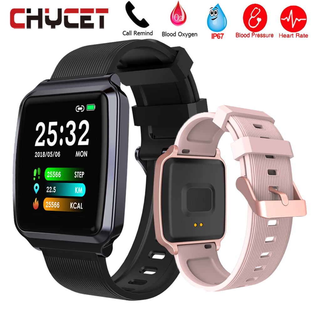 Smart Watch Men Blood Pressure Measurement Waterproof Smartwatch Women Heart Rate Monitor Watches Smart For Android IOS 2020