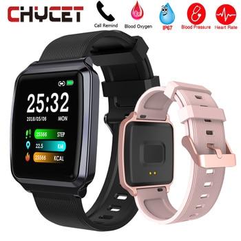 Smart Watch Men Blood Pressure Measurement Waterproof Smartwatch Women Heart Rate Monitor Watches Smart For Android IOS 2020