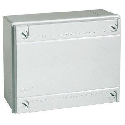DKC Коробка распределительная 120х80х50 IP 56 с гладкими стенками 53910