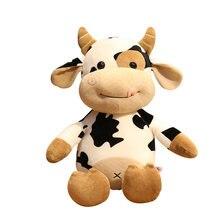 Лидер продаж милые плюшевые игрушки с имитацией молока и коровы