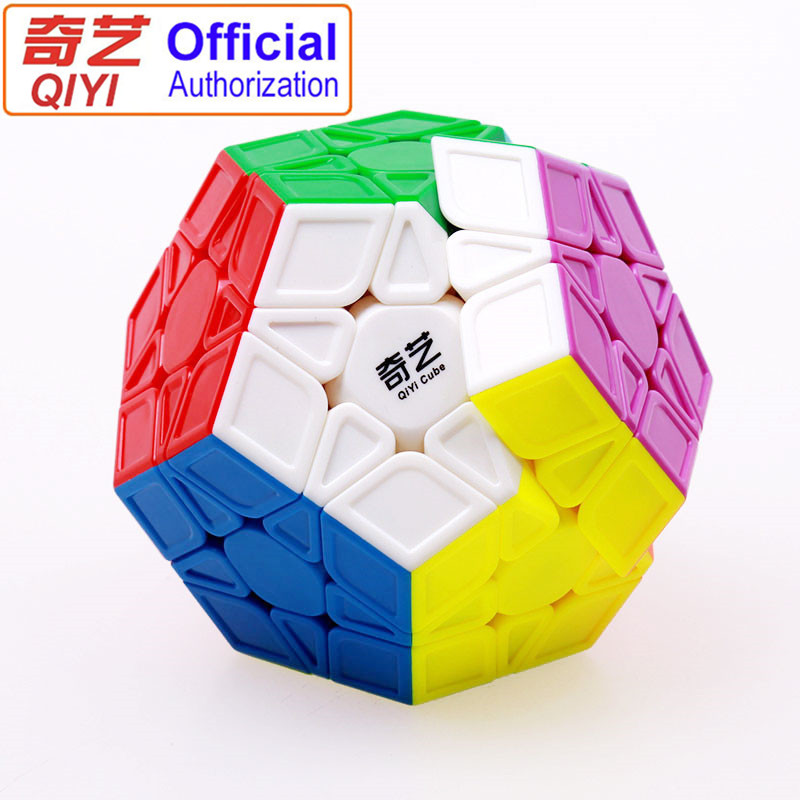 Magic Cube Profissional Megaminx Magic Cube Competition Speed Puzzle Cubes Toys Kids Cubo Magico Rubic Cube