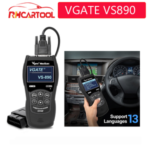 VGATE VS890 OBD2 Code Reader U