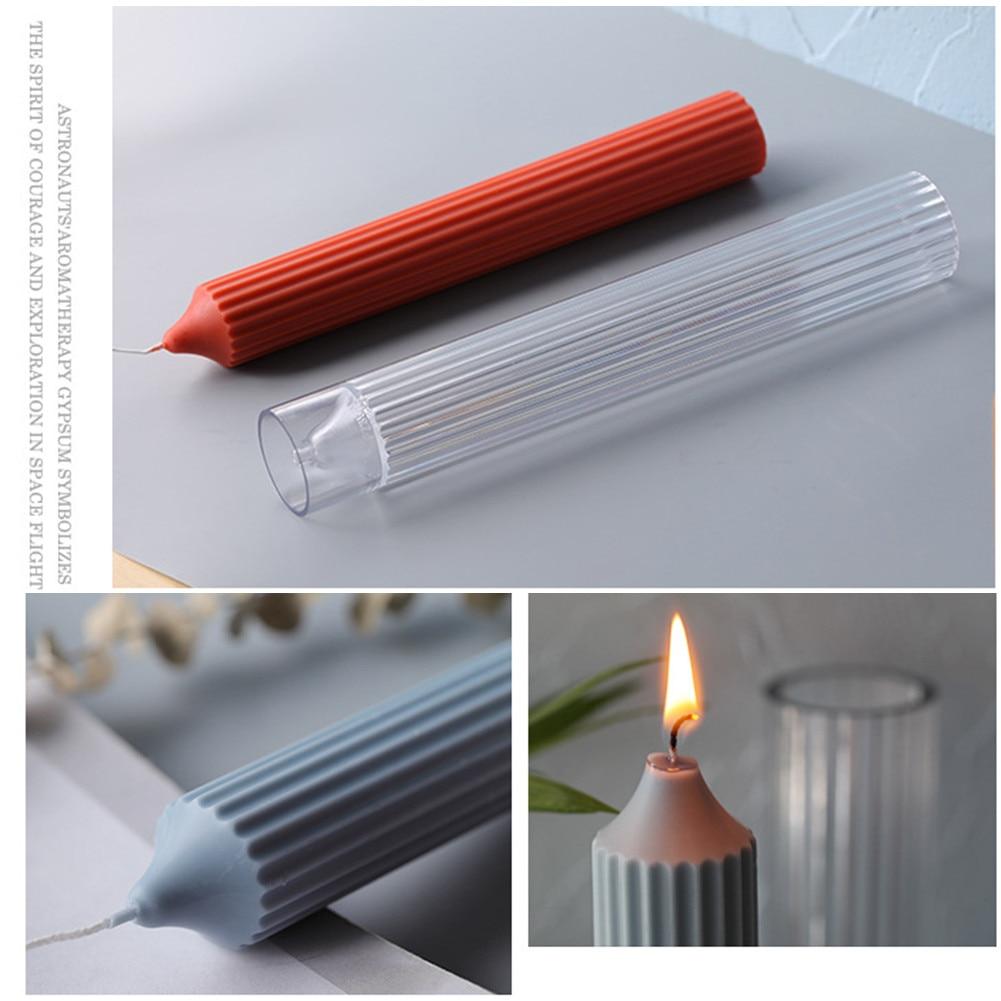 Καλούπια diy για δημιουργία κεριών msow