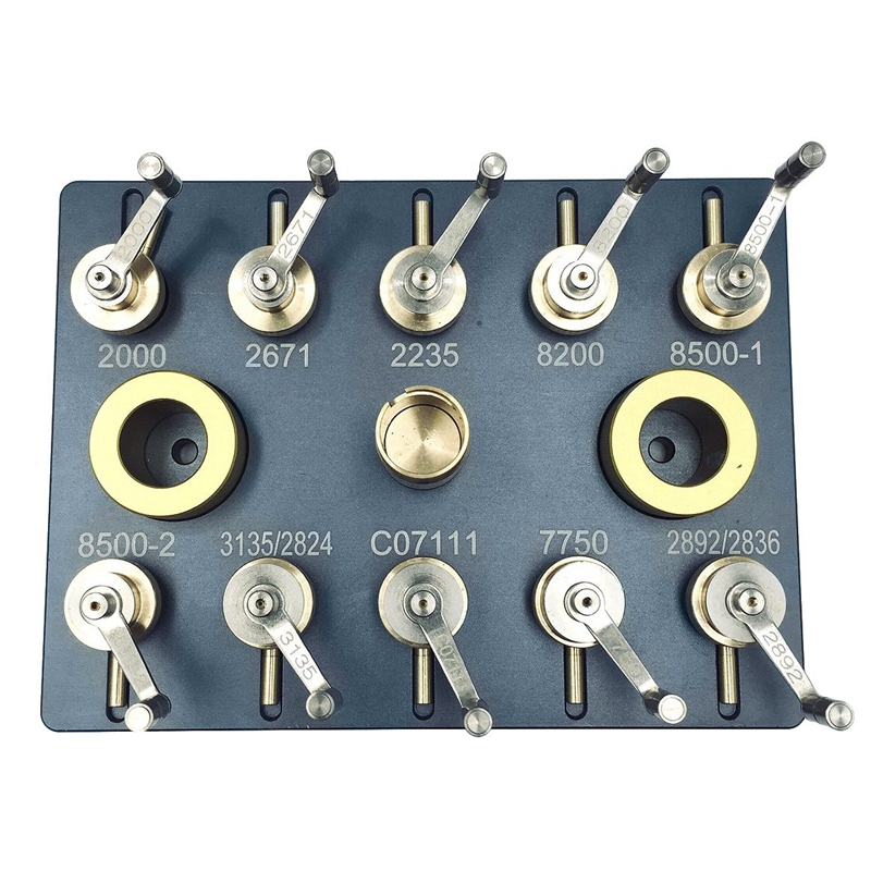 Reparatur Werkzeuge Uhr Mainspring Wickler Ersatz Fässer für 3135/2892/2824/7750/2671/2000/ 8500/C07111/2235/8200 Bewegung - 2