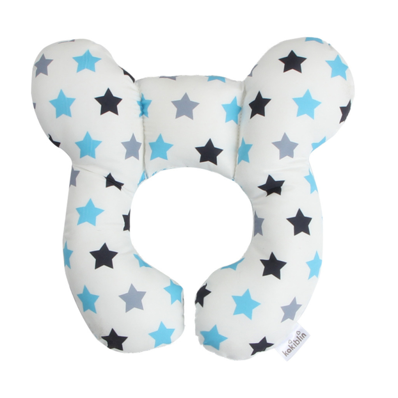 pushchair baby neck support pillow