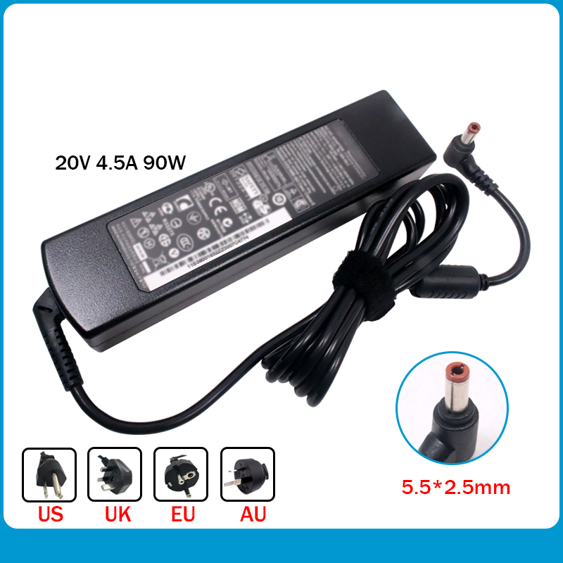 20V 4.5A 90W Ac Adapter 36001941 PA-1900-56LC For Lenovo Charger C461M G530M G550A C462 C465L M480 M490 C465M C462A G570E C466L