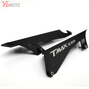 Image 1 - اكسسوارات الدراجات النارية باستخدام الحاسب الآلي سلسلة الحرس سلسلة حزام غطاء حامي لياماها TMAX530 TMAX 530 SX DX T MAX 2017 2018 2019