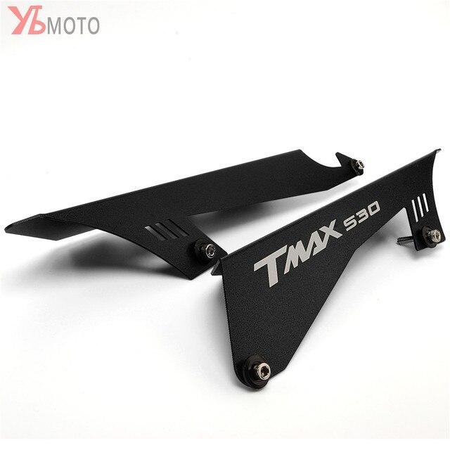 اكسسوارات الدراجات النارية باستخدام الحاسب الآلي سلسلة الحرس سلسلة حزام غطاء حامي لياماها TMAX530 TMAX 530 SX DX T MAX 2017 2018 2019