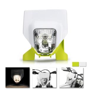 Image 1 - Motosiklet far için LED ışıkları kir bisiklet değiştirme Husqvarna TE 150i 250i 300i FE 250 350 450 501 2020