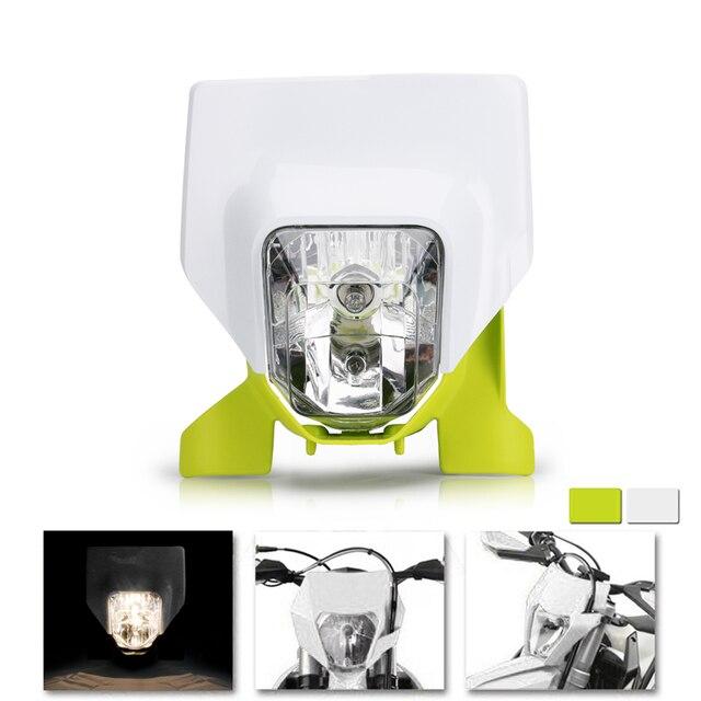 Motosiklet far için LED ışıkları kir bisiklet değiştirme Husqvarna TE 150i 250i 300i FE 250 350 450 501 2020