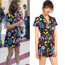 Girls Stranger Things 3 Eleven Cosplay Costume EL Cosplay Dr