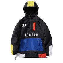 2020 nova moda primavera e outono jaqueta com capuz jaqueta masculina rua blusão com capuz com zíper fino jaqueta masculina casual 5xl