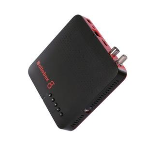 Image 3 - 1pc Hellobox 8 לווין מקלט DVB T2 DVBS2 משולבת טלוויזיה תיבת Twin טיונר תמיכת טלוויזיה לשחק על טלפון סט למעלה תיבת לווין finder