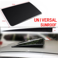 SunRoof ☀️Universal Sunroof ☀️High Quality Fit All Car Size ~ Fake Sunroof