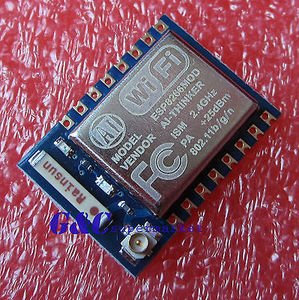 1 ESP8266 Esp-07 ESP07 дистанционный последовательный WIFI трансивер модуль AP + diy Электроника