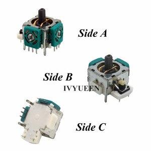 Image 3 - Ivyueen 11 In 1 Analoge Stick Sensor Potentiometers + Duimpoken Lt Rt Trigger Switch Knop Voor Microsoft Xbox 360 controller