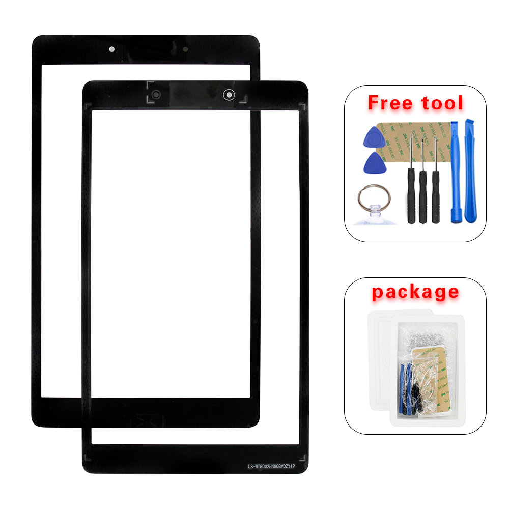 For Samsung Galaxy Tab A 8.0 2019 SM-T290 SM-T295 T290 T295 Touch Screen Digitizer Glass