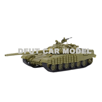1:43 scale Alloy Toy Vehicles  T-72B Tank Car Model Of Children's Toy Car Original Kids Toys