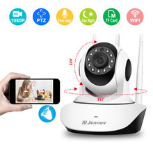 Home Security Wireless IP Camera 1080P Mini Network Two Way Audio Wifi Camara indoor Video Surveillance CCTV Baby Monitor 2MP(China)