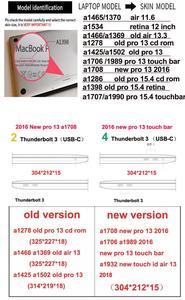 Image 2 - Moderna funda para ordenador portátil para Asus Dell HP Acer Macbook Air Pro Surface pro Notebook Sleeve 11 13 13,3 14 15,6
