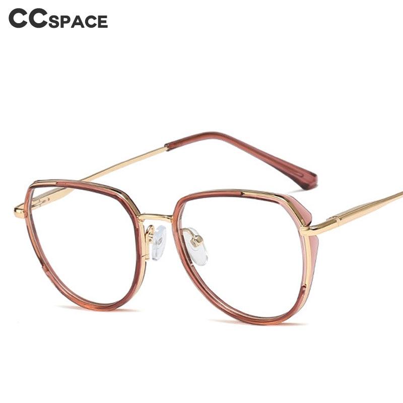 48127 Upscale Ultralight Clear Glasses Frames Round Retro Men Women Optical Fashion Computer Glasses