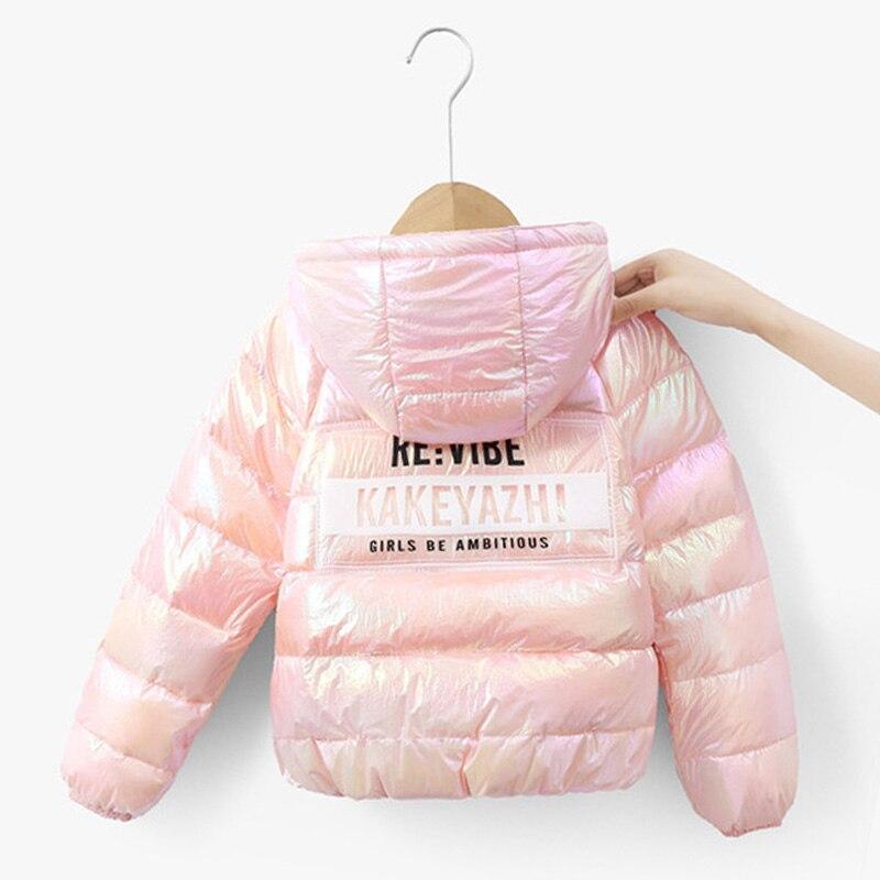 LZH-Chaqueta de bebé niñas, chaquetas de otoño e invierno para niñas, abrigo, abrigo cálido para niños, Ropa para Niñas, chaqueta para niños, 2020 4