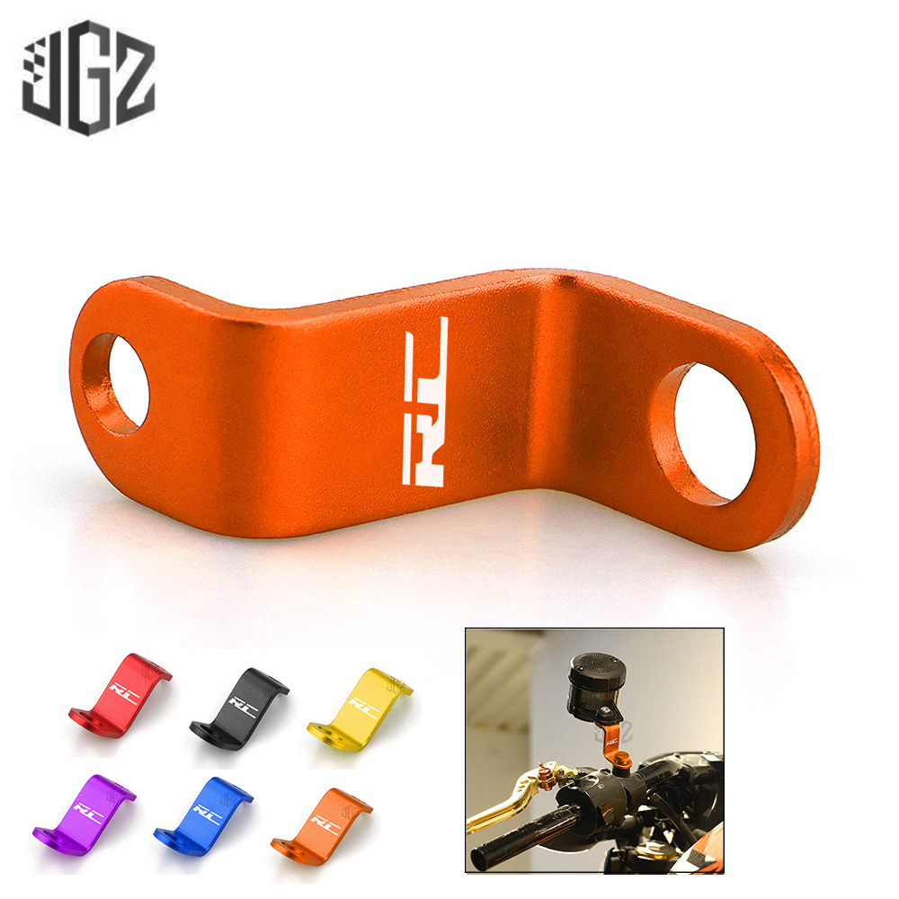 Motorcycle Mirror Mount Extender Bracket Stands Support Holder for KTM RC 200 390 690 <font><b>250</b></font> <font><b>2013</b></font> - 2017 2018 2019 2020 Accessories image