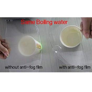 Nowy Anti-fog Patch Visor obiektyw kask wyczyść Anti-Fog patch film uniwersalny kask motocyklowy obiektyw przeciwmgielne filmy gogle tanie i dobre opinie Kask Obiektywu Mężczyźni Kobiety Unisex