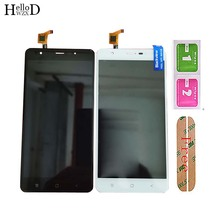 Mobile LCD Display For Blackview R6 R6 Lite R6S LCD Display With Touch Screen Digitizer Panel Assembly Repair Tools 3M Sticker