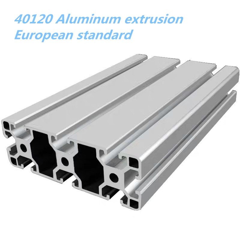 2020 promotion European standard 40120 2.5mm thickness extruded aluminum profile aluminum alloy frame for CNC builde