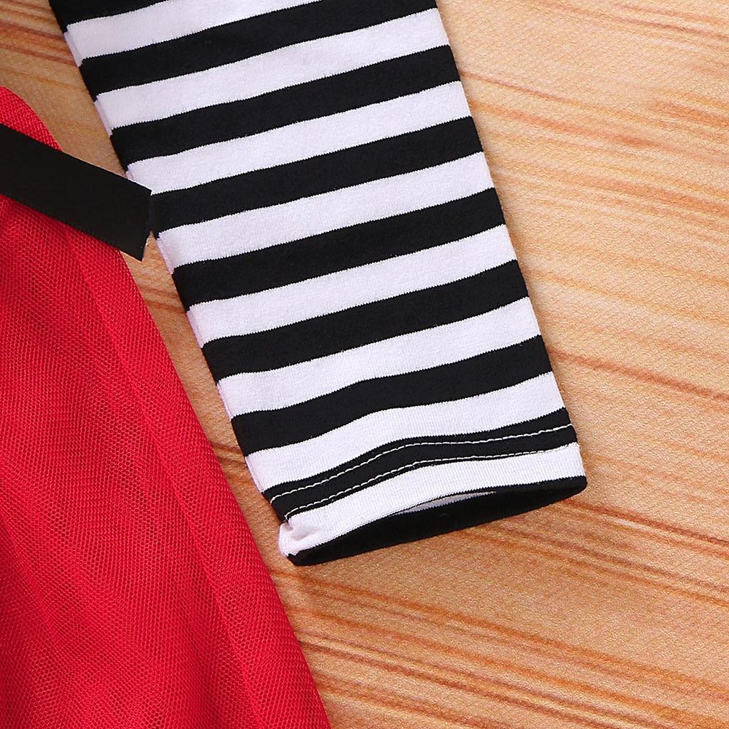 H4e805b38e17f4bc4bd802470a7d5bb7b0 Toddler Girls Christmas Dress Santa Striped Print Tulle Dress+Headband Outfits Christmas Kids Dresses For Girls Vestido Infantil