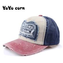 YOYOCORN Spring Cotton Cap Baseball Cap Snapback Ha