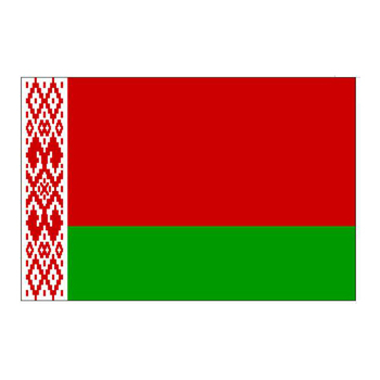 90x150cm The Republic of Belarus Flag Of Belarusian image