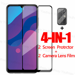 На Алиэкспресс купить стекло для смартфона full cover screen protector for huawei honor 9a 9c 8x 9x 20 glass for huawei y9s y6s y7p y9 prime 2019 p30 lite tempered glass