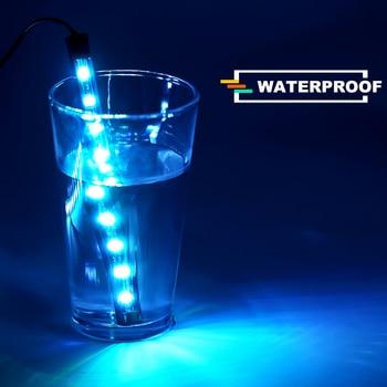 RGB LED Strip Lights Music Reactive 3