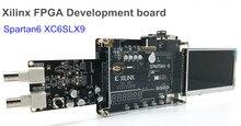 บอร์ด FPGA Xilinx SPARTAN FPGA Development BOARD Xilinx SPARTAN6 XC6SLX9 256 MB SDRAM EEPROM แฟลช SD Card VGA